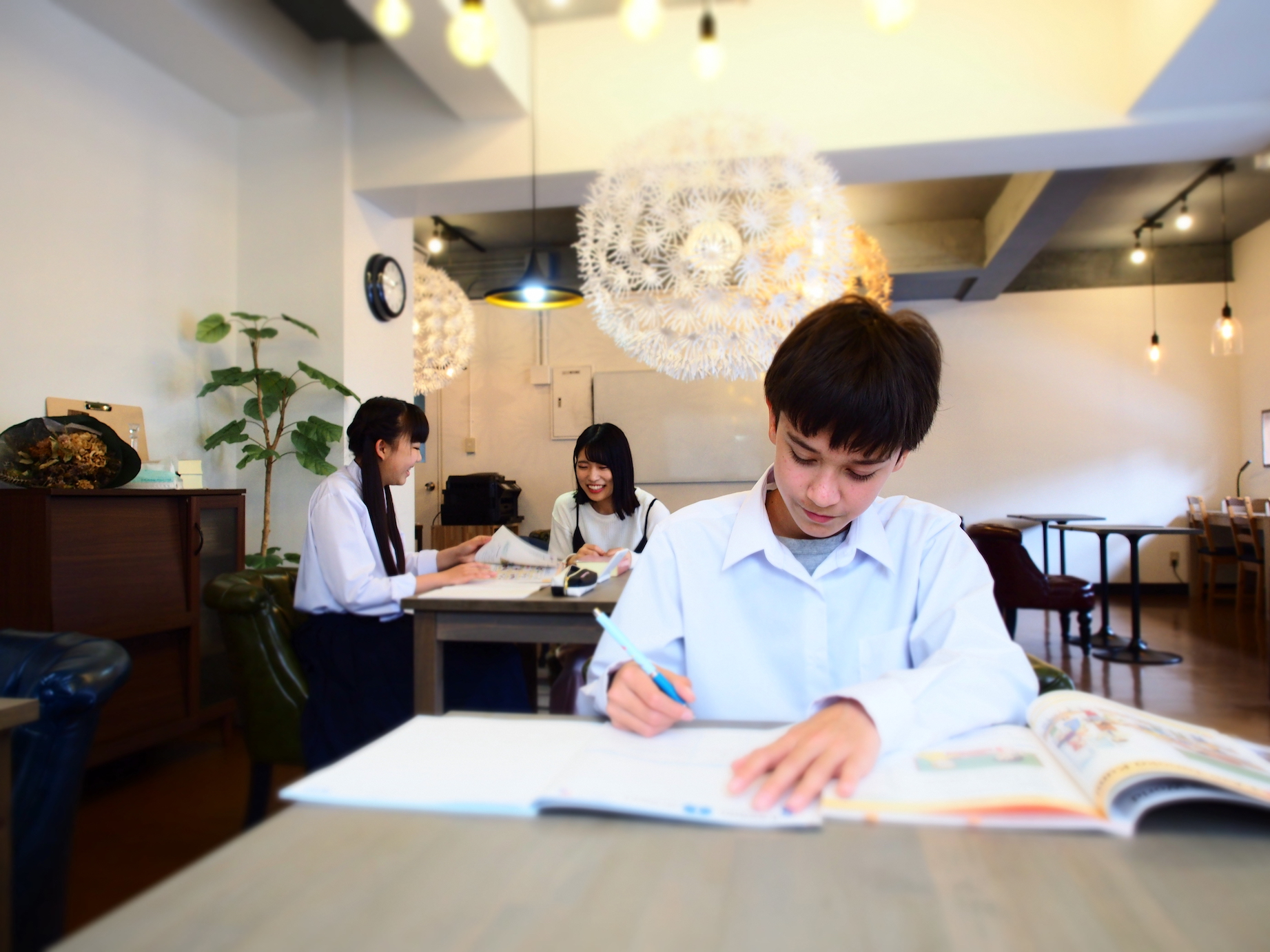 中学生の英語塾_岡山市